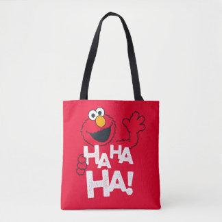 Bolsa Tote Sesame Street   Elmo - Ha Ha Ha!