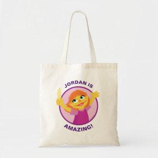 Bolsa Tote Sesame Street | Julia que guardara a pena