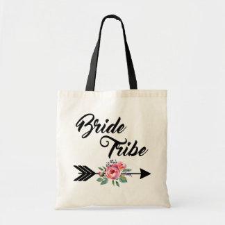 Bolsa Tote Seta floral do tribo da noiva