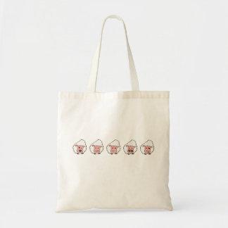 Bolsa Tote Sheep bag