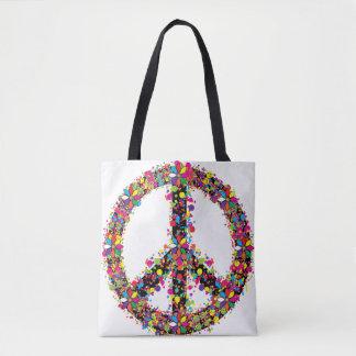 Bolsa Tote Símbolo de paz