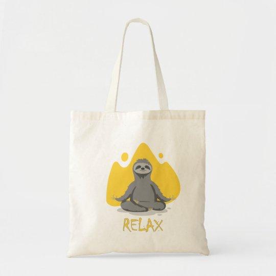 Bolsa Tote Sloth Relax