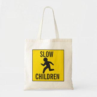 BOLSA TOTE SLOW-CHILDREN