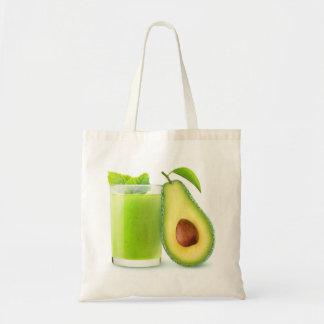 Bolsa Tote Smoothie do abacate