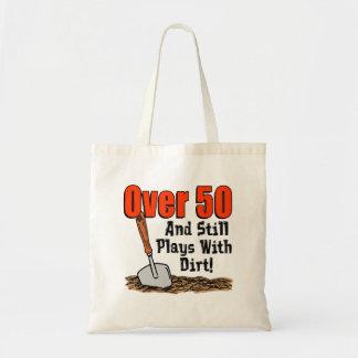 Bolsa Tote Sobre 50 e ainda jogos com a sacola engraçada da