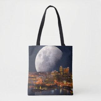 Bolsa Tote Spacey Pittsburgh