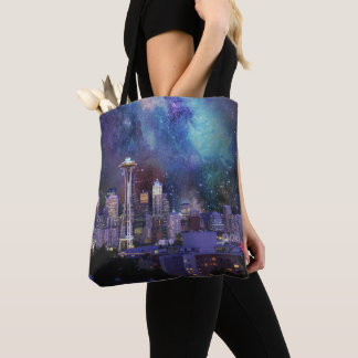 Bolsa Tote Spacey Seattle
