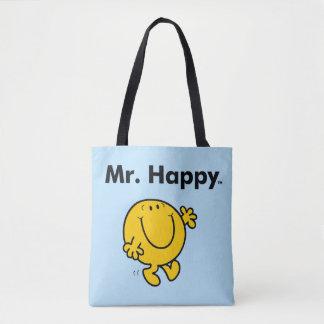 Bolsa Tote Sr. Feliz Ser Sempre Feliz do Sr. Homem  