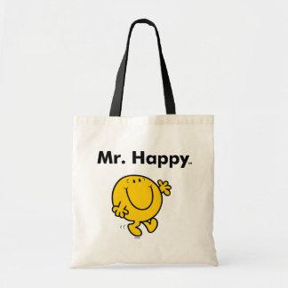 Bolsa Tote Sr. Feliz Ser Sempre Feliz do Sr. Homem |