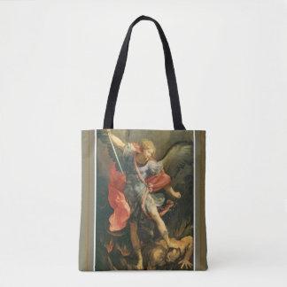 Bolsa Tote St Michael o arcanjo