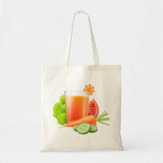 Bolsa Tote Sucos vegetais