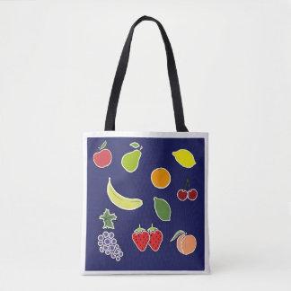 Bolsa Tote Surpresa da fruta