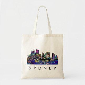 Bolsa Tote Sydney nos grafites