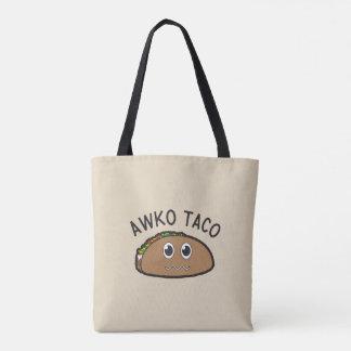 Bolsa Tote Taco de Awko