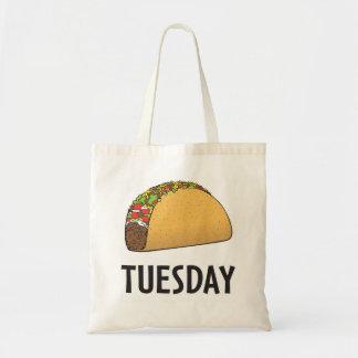 Bolsa Tote Taco terça-feira