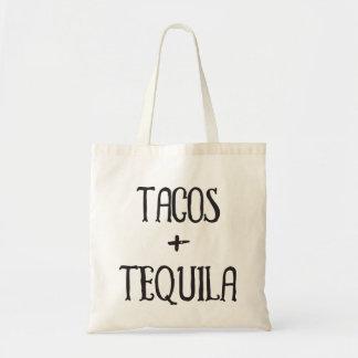 Bolsa Tote Tacos e party girl do Tequila