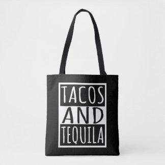 Bolsa Tote Tacos e Tequila
