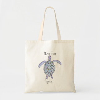 Bolsa Tote Tartaruga de mar
