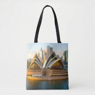 Bolsa Tote Teatro da ópera Austrália de Sydney