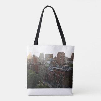 Bolsa Tote Telhados de New York