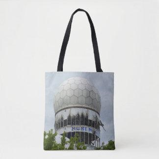 Bolsa Tote Teufelsberg_002.01, Berlim, estação do campo