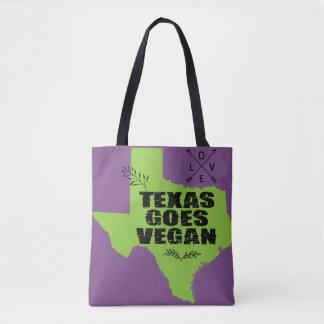 Bolsa Tote Texas vai Vegan