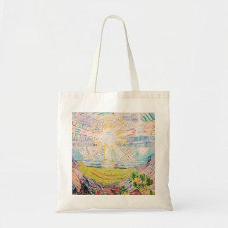 Bolsa Tote The Sun por Edvard Munch