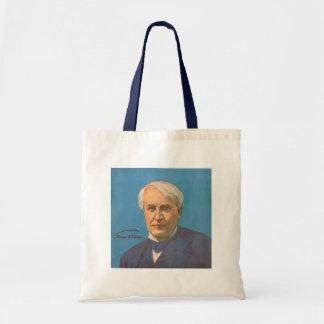 Bolsa Tote Thomas A. Edison