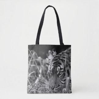 Bolsa Tote Tigre de Sumatran
