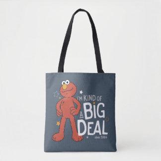 Bolsa Tote Tipo de Elmo | I'm de uma grande coisa