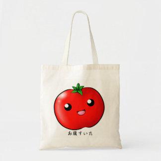 Bolsa Tote Tomate de Kawaii
