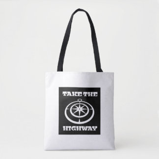 Bolsa Tote Tome a sacola da estrada