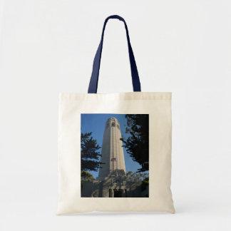 Bolsa Tote Torre de Coit, sacola de San Francisco