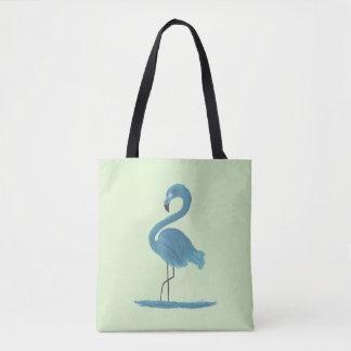Bolsa Tote Trabalhos de arte do flamingo