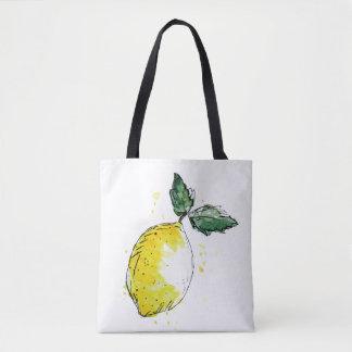 Bolsa Tote Tragetasche limão