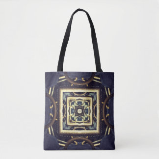 "Bolsa Tote Tragetasche ""Lucid Perception - transform """