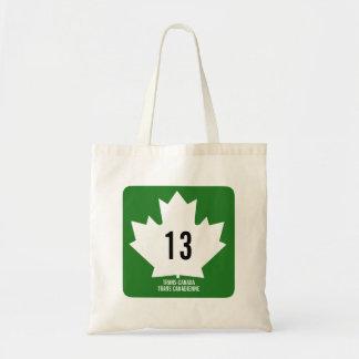 Bolsa Tote Transporte-Canadá