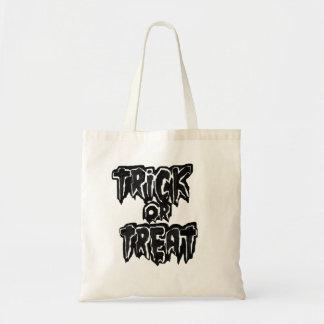 Bolsa Tote trickXtreat o Dia das Bruxas