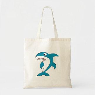 Bolsa Tote Tubarão