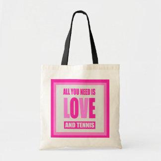 Bolsa Tote Tudo que você precisa é… Saco Eco-Amigável
