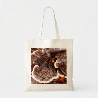 Bolsa Tote Turquia ata a sacola dos fungos