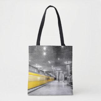 Bolsa Tote U Bahn Berlim