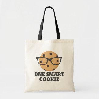 Bolsa Tote Um biscoito esperto