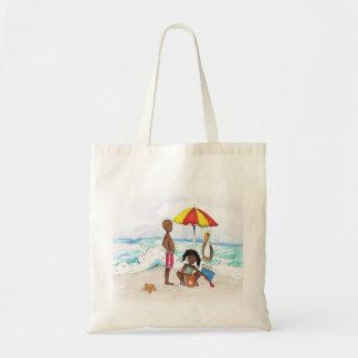 Bolsa Tote Um dia na praia