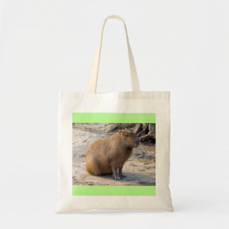 Bolsa Tote Um saco abstrato para o amante animal
