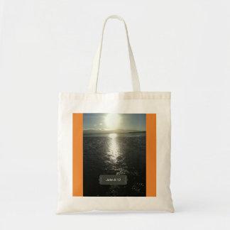 Bolsa Tote Um saco de compras para o cristão