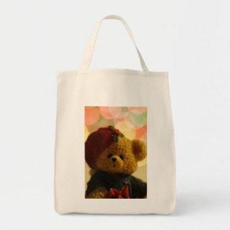 Bolsa Tote Urso #1 do feriado