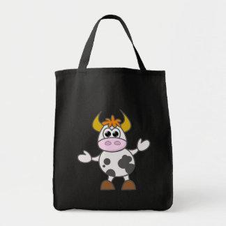 Bolsa Tote Vaca confundida