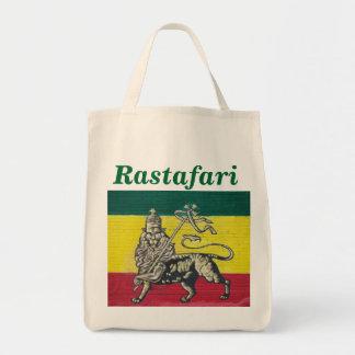 Bolsa Tote Vai Rastafari verde