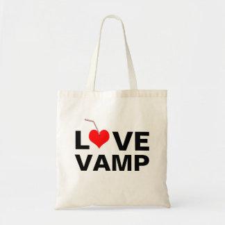 Bolsa Tote Vamp do amor customizável